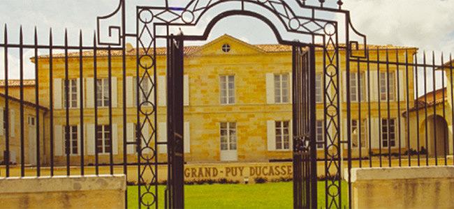都卡斯庄园(法文:Chateau Grand-Puy Ducasse)五级酒庄(18/61)