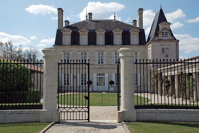 拉高斯庄园(法文:Chateau Grand-Puy Lacoste)五级酒庄(18/61)