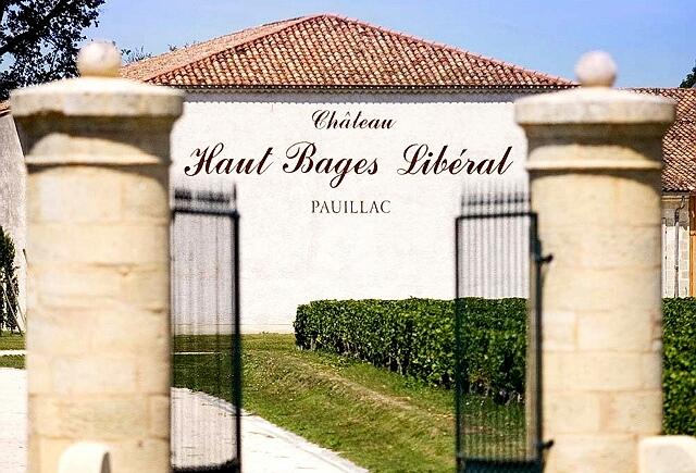 奥巴庄园(法文:Chateau Haut-Bages Liberal)五级酒庄(18/61)
